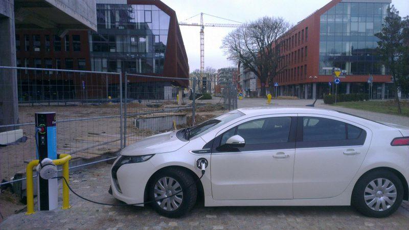 STACJA ŁADOWANIA GDAŃSK, PUNKT ŁADOWANIA GDAŃSK, STACJA ŁADOWANIA Energa Garnizon, Norwida 1, 80-280 Gdańsk