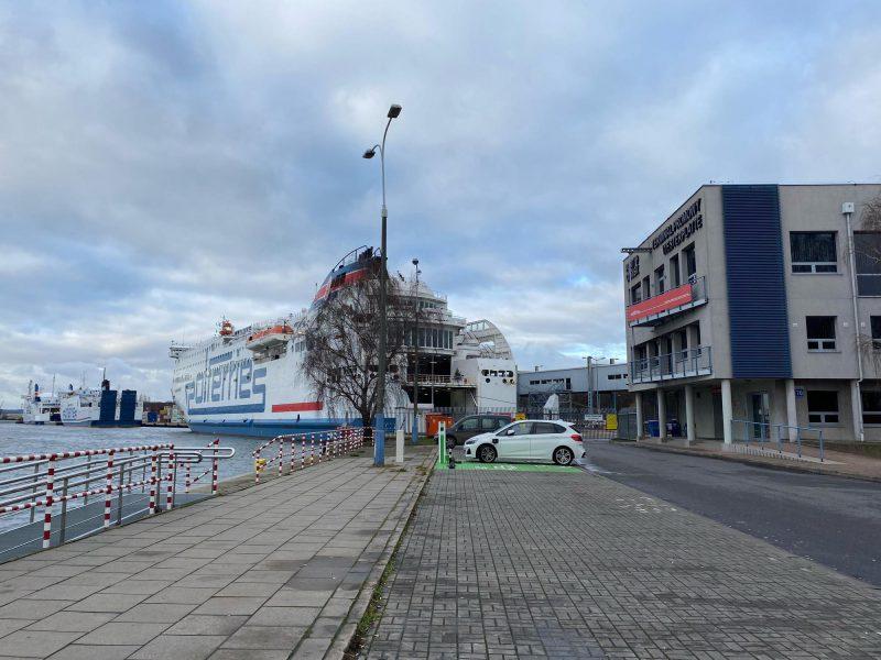 STACJA ŁADOWANIA GDAŃSK, PUNKT ŁADOWANIA GDAŃSK, STACJA ŁADOWANIA Port Gdański, Pokładowa 7, 80-561 Gdańsk