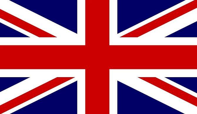 FLAGA WIELKIEJ BRYTANII, UK ZAKAZ SPRZEDAŻY SAMOCHODÓW SPALINOWYCH, UK, WIELKA BRYTANIA