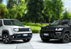 Jeep Renegade 4xe, Compass 4xe, zasięg, moc, bateria, akumulator, hybryda