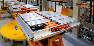 volkswagen, fabryka baterii volkswagen