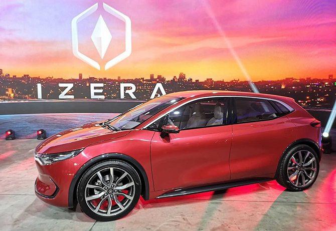 polski samochód elektryczny, electromobility poland, izera 5