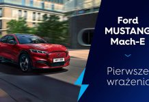 Elektryczny Ford Mustang Mach-E - PIERWSZE WRAŻENIA - pokaz przedpremierowy